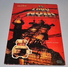 LE TROU NOIR (Black Hole) 1980 Movie Picture Book Hachette -rj