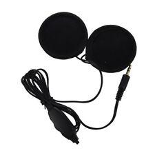 3.5mm Motorcycle Helmet Speaker Headphones with Volume Control with Extens K7A4