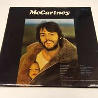 "Paul McCartney McCartney 1970 [PCS7102] 12"" Vinyl Gatefold Rock"