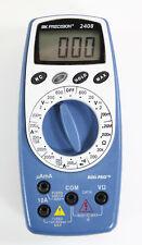 Bk Precision 2408 Digital Multimeter Manual