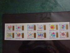 Carnet timbres adhésifs neufs  à gratter 2017 n°BC1490