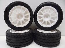 Nuevo Tamiya Wheels y los neumáticos para la mayoría de M03/M05 Etc (M-03, M-05, Mini)