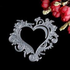 Heart Lace Metal Cutting Dies Stencils DIY Scrapbooking Album Paper Card Craft