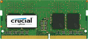 Crucial 8GB Single DDR4 2400 (PC4 19200) 260-Pin SODIMM Memory - CT8G4SFS824A