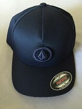 New Volcom Mens Flexfit Cap Hat