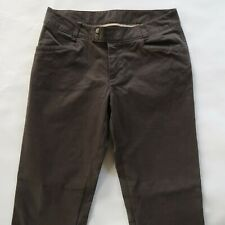 The North Face Womens Stretch Straight Leg Gray Outdoor Hiking Pants Size 10
