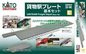 Kato 23-142 N Unitram Freight Depot Basic Set