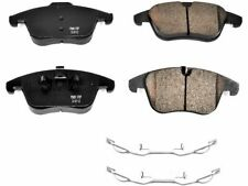 For 2008-2010 Volvo V70 Disc Brake Pad and Hardware Kit Front Power Stop 33391QH