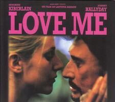 CD John CALE Johnny HALLYDAY sandrine KIBERLAIN Love me Edition numérotée RARE