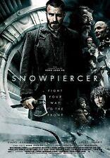 SNOWPIERCER DVD Region 1 Horror-------------------2013