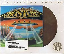 Boston Don`t Look Back Mastersound Gold CD SBM Neu OVP Sealed OOP