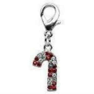 Mirage Pet Products Lobster Claw Candy Cane Charm