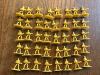 One Star Wars Clone Wars Risk 2005 Hasbro Yellow Troop Game Piece