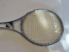 Racchetta da tennis Wilson T5000-JIMMY CONNORS Argento Racchetta con struttura in metallo.