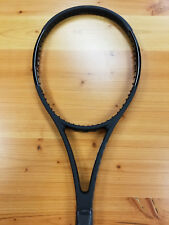 Like New Wilson Pro Staff 97LS Black Grip 4_1/8 Tennis Racquet
