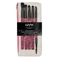 NYX Cosmetics- ESSENTIAL EYE BRUSH SET Authentic