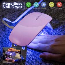 Professional UV Nail Dryer Lamp Gel Polish Light Curing All Gels Machine Salon