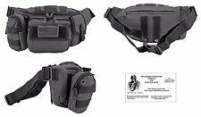 M.O.L.L.E. Waist Bag / Bug Out Bag /Tactical / Military / Survival Gear - GREY