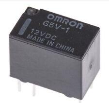 G5V-1-12DC Omron SPDT PCB Mount Non-Latching Relay 12 volt