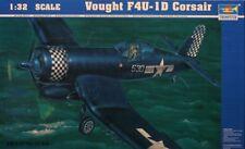 Trumpeter 1:32 Vought F4U-1D Corsair Plastic Aircraft Model kit #02221