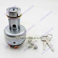 New 6 Terminals Wire Starter Ignition Switch for KOMATSU PC200-2 PC200-3 PC200-5