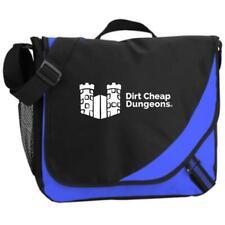 Dirt Cheap Dungeons Terrain  DCD Messenger Bag New