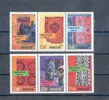 Kyrgyzstan - Set of Stamps 2005 MNH** (4 Strips of three Stamps)