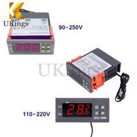 MH1210W 90~250V / STC-1000 110-220V Temperature Controller Sensor Thermostat