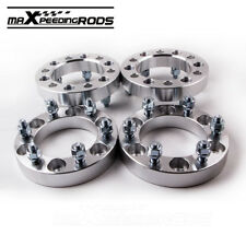 4 Wheel Spacers Adapter 6x139.7mm 30mm 6x5.5'' para Toyotal Hilux Pajero Ranger