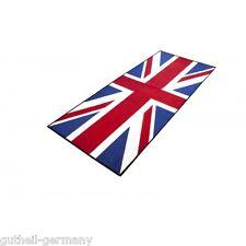 Union-Jack Garagenmatte / garage-mat / Garagenteppich /  bike-mat England GB