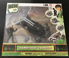Ben 10 Aerotack Vehicle