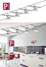 PAULMANN LED SEILSYSTEM TOGOLED 4x4W 12V NEUSTE LED TECHNIK UVP 149,00€
