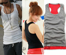 Cotton Tank, Cami Sleeveless Tops & Blouses for Women