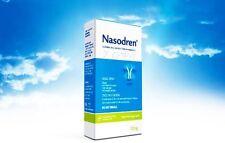 Nasodren® Nasal Spray .Sinusitis Fast Relief Rhinosinusitis Natural Effective