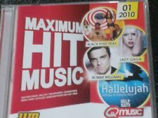 MAXIMUM HIT MUSIC (Q Music) 01 2010 Yeah Yeah Yeahs, Lady Gaga, Kesha, Daan...