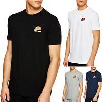 Ellesse Canaletto T-Shirt - Black, White, Blue, Grey - XS, S, M, L, XL