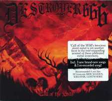 "DESTRÖYER 666 ""CALL OF THE WILD"" CD EP DIG. NEW SEALED"