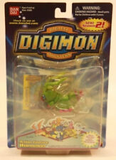 """Digimon 3"""" Action Feature Wormmon Figure by Bandai (MOC)"""