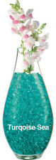 Crystal Accents Turquoise Sea 30g - Water Storing Gel Teal
