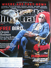 2013 Sports Illustrated Dennis Rodman-FREE BIRD-PUIG MANIA-Original-VG