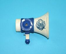 POLICE ACADEMY ORIGINAL SPARE PART LARVELL JONES MEGAPHONE 1980s KENNER