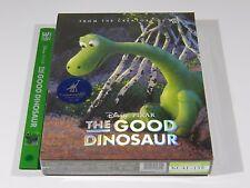 The Good Dinosaur (3D+2D) Blu-ray Steelbook [Korea] KimchiDVD FS1 #158/500