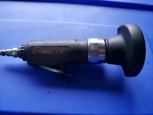 SNAP-ON TOOLS PT250A PNEUMATIC AIR CUT OFF GRINDING TOOL WORKS GREAT