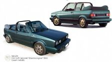 VW Golf Cabriolet Etienne Aigner 1990 grün met. 1:18 Norev