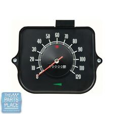 1968-68 Chevelle / El Camino In-Dash Speedometer without Speed Warning - Each