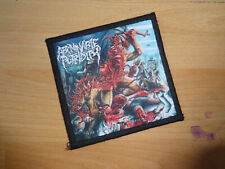 Abominable Putridity Patch Death Metal Devourment