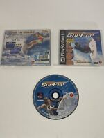 Championship Surfer (Sony PlayStation 1 PS1, 2000) Complete Tested Works CIB