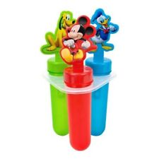 Best Brands Disney Mickey Mouse Clubhouse 3 Popsicle Maker Molds and Stand