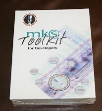 MKS Toolkit for Developers w/PCS WIN XP/2000/NT4/9X/ME VER 8.1 - NEW UPDATE LIC