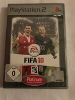 FIFA 10 PlayStation 2 NEU & OVP PS2 Platinum EA Sports Let's Fifa 10 Spiel Game